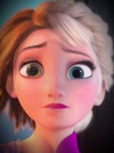film elsa vs rapunzel 34 best frozen tangled crossover images on pinterest