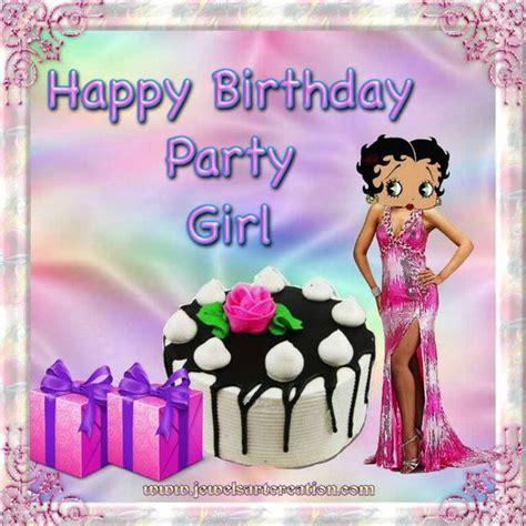 Betty Boop Birthday Quotes Betty Boop Birthday Ecards