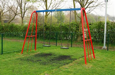 playground with swings swings ray parry playground