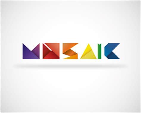 mosaic pattern logo mosaic designed by paaco brandcrowd