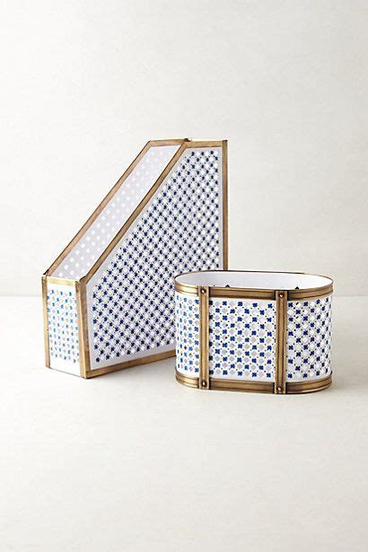 blue and white desk accessories gorgeous blue white brass desk accessories coco