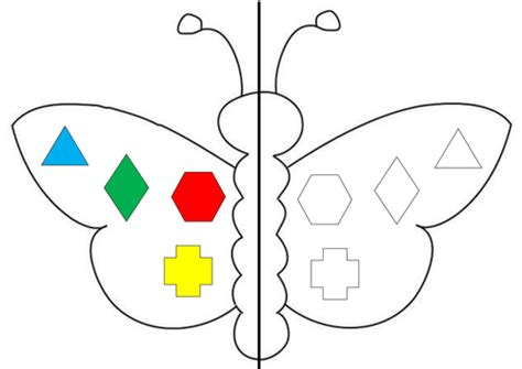 pattern planning year 1 symmetrical butterflies activity and plan by teach 92