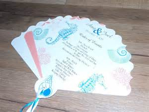 personalized fans for weddings wedding program fans personalized for wedding ceremony