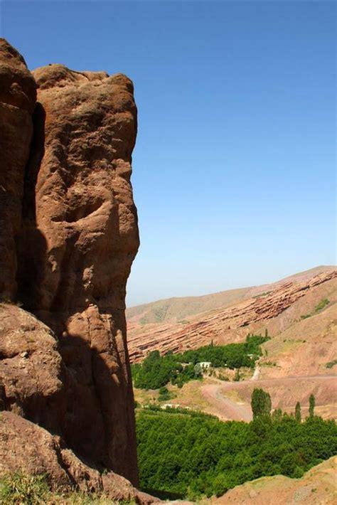 alamut castle tishineh tourism