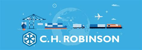 Resume Upload For Jobs by C H Robinson Named Carrier Of The Year By The Jel Sert