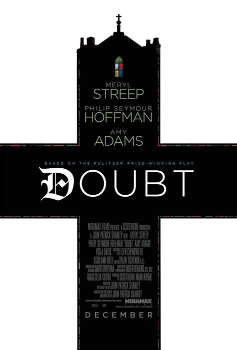 themes in the film doubt doubt 1 of 3 extra large movie poster image imp awards