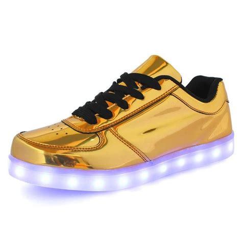 Idw065 Gold Led Light Size 15 stock item gold size plus 10 15 led shoes