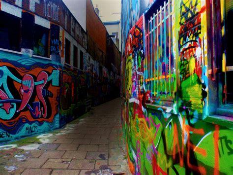 imagenes de laras urbanas la calle de los graffitis turismo erasmus en gante belgica
