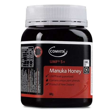Comvita Umf Manuka Honey 5 250g buy comvita umf 5 manuka honey 250g and 500g and 1kg