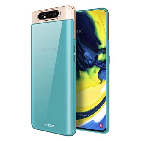 olixar has unique cases for the galaxy a80 and its sliding cameras sammobile