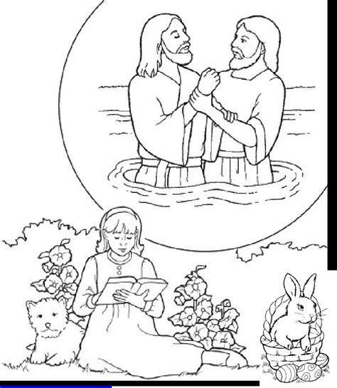 26 best images about bible nt jesus s baptism on