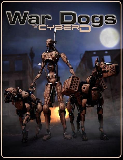 war dogs free war dogs for cyberd 187 daz3d and poses stuffs free discussion about 3d design