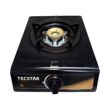 Kompor Gas Tecstar Tg 688csb jual kompor gas 1 tungku modena rinnai harga murah