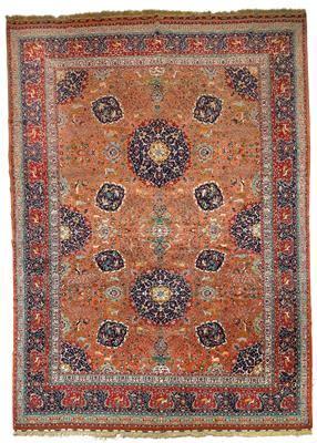 aste tappeti tappeti orientali tessuti arazzi tabriz dorotheum