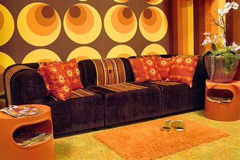 wohnzimmer 70er waschsalon und caf 233 bar trommelwirbel mit 70er jahre flair