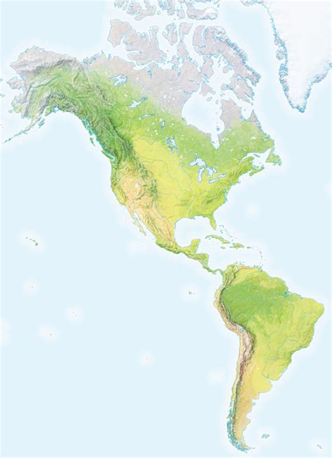 banc america mapas de am 233 rica saberia