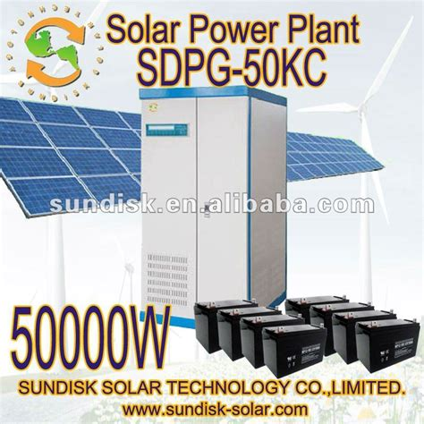 50000w solar generator power system for home use buy