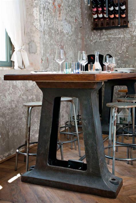 comedor industrial pdf mesas con mucho encanto 13 ideas para combinar hierro y