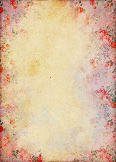 background design a4 paper 11 best photos of freebie shabby chic scrapbook paper