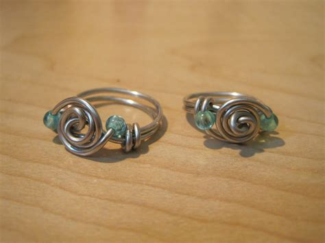 Make Handmade Rings - wire ring 183 how to make a ring 183 jewelry and