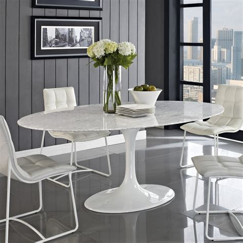 small modern dining table small oval dining table help for small dining space homesfeed
