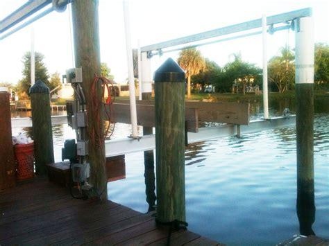 boat lifts punta gorda fl boat dock and lift planning port charlotte punta gorda