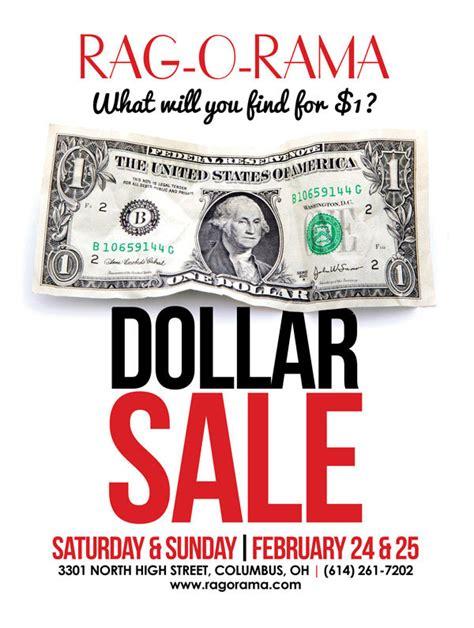 rag o rama dollar sale 2016 the dollar sale returns to rag o rama in columbus ohio