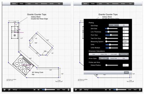 pattern drawing app graphpad engineering design app for ipad architosh