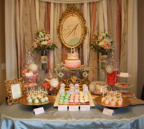 glam baby shower baby shower ideas  shops themes