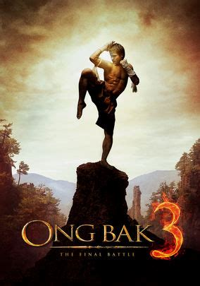 film ong bak en streaming is ong bak 3 on netflix france
