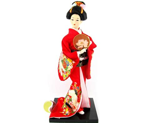 Geisha Original By Isrin Isran geisha figur mit kimono insider asia feinkost lifestyle