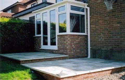 L Shaped House With Porch Aylsham Windows And Conservatories Norfolk Photo Gallery