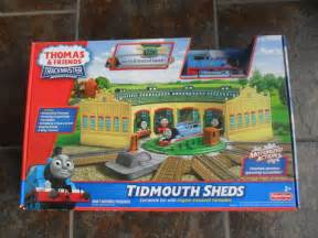 Tidmouth Sheds Trackmaster by Tank Engine Frriends Trackmaster Tidmouth Sheds