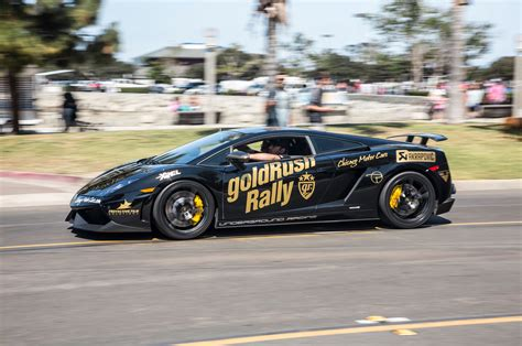 lamborghini rally car the 8 hottest exotic cars at the seventh annual goldrush rally