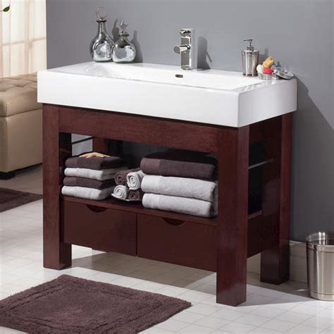menards bathroom vanity cabinets magick woods 38 1 4 quot sonata collection vanity base at menards 174