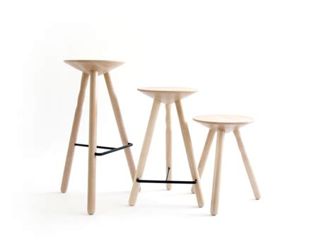 Mobles 114 Barcelona Stool by Bar Stools Mobles 114