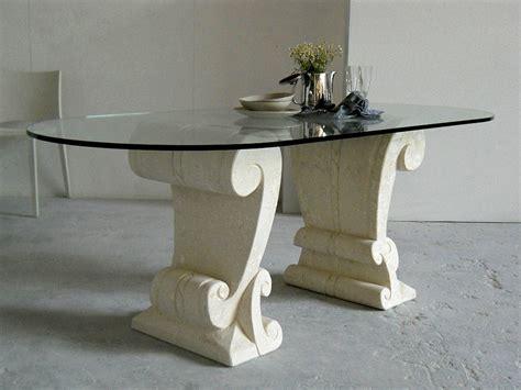 tavoli da soggiorno in cristallo tavolo in vetro eliseo tavolo soggiorno stonebreakers