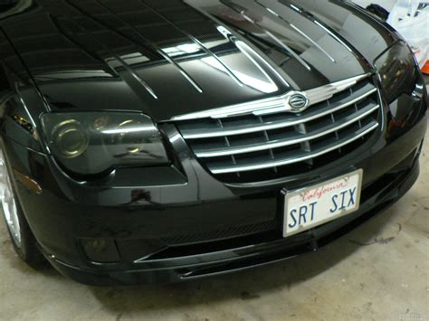 Smoked Lights Illegal by Headlight Tint Crossfireforum The Chrysler Crossfire