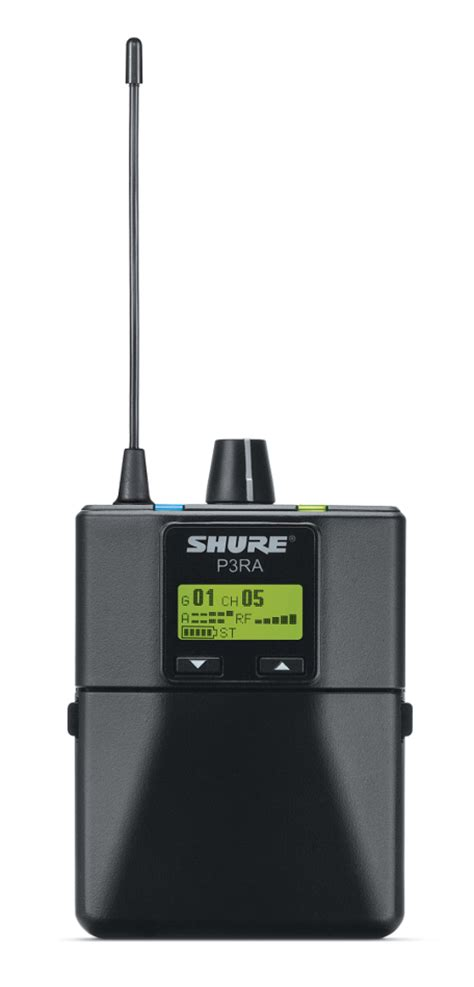 Ear Monitor Wireless shure p3tra215cl psm 300 series wireless in ear monitor system with se215 cl earphones