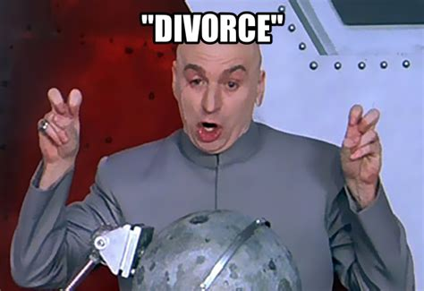 Divorce Memes - lawyers sued for not advising woman that divorce would end