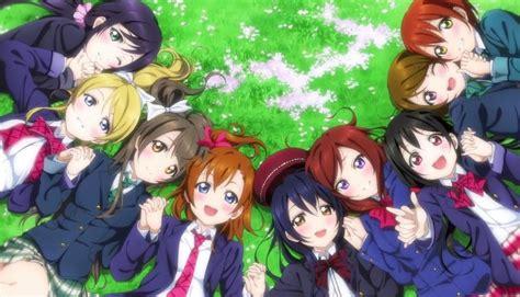 wallpaper love live anime love live school idol project season 2 full review anime