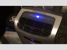 IDYLIS Portable Air Conditioner / Heater - YouTube Portable Air Conditioner
