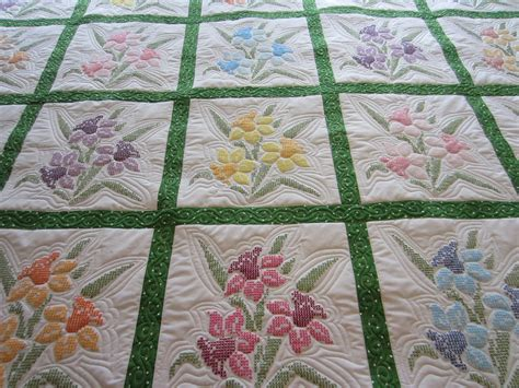 How To Make A Stitch Quilt by Cross Stitch Quilt Pamelajeannestudio
