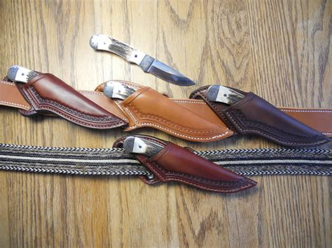 cowboy knife sheath cowboy knife