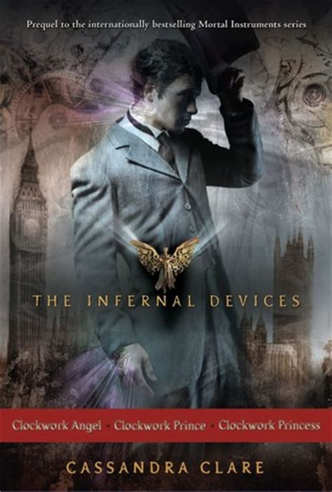 the infernal devices clockwork clockwork clockwork prince clockwork princess the