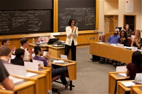 Harvard Executive Mba by Hbs Loses Rock Prof To Mit
