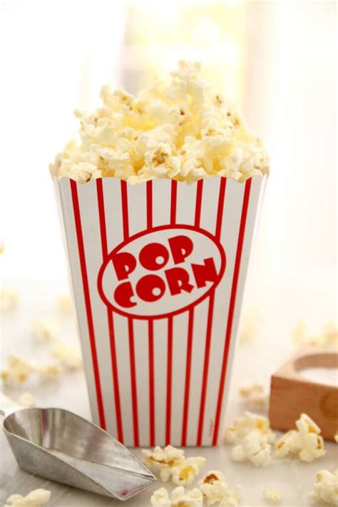 homemade microwave popcorn    brown paper bag
