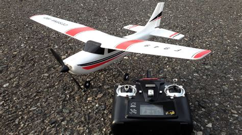 cessna 182 rc plane wltoys cessna 182 rc plane unboxing build review and