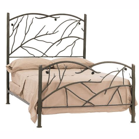 Iron Bed Frame by Iron Beds Wrought Iron Beds Humble Abode
