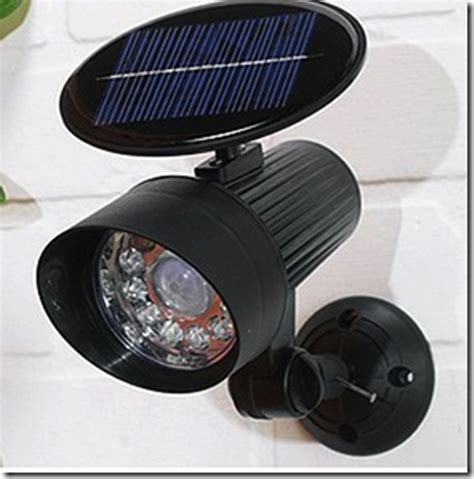 Solar Light With Motion Sensor Solar Security Lights With Motion Sensor